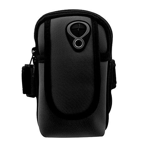 Sport - armbinde tasche, multifunktionale taschen training läuft radfahren armbag für mp3 mp4 handy bis zu 5,7