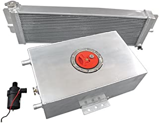 supercharger heat exchanger
