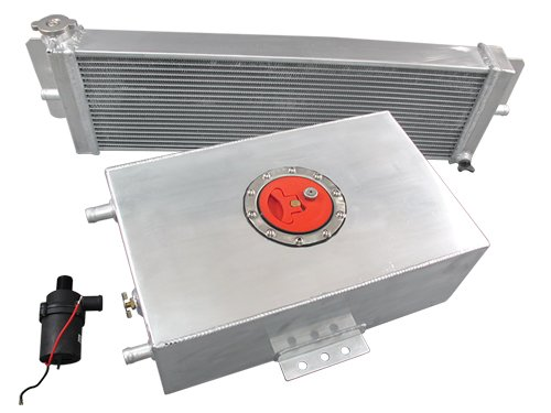 Universal Turbo or Supercharger Heat Exchange System Kit