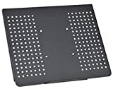 VIVO Laptop Notebook Steel Tray Platform Tray Only for VESA Mount Stand, Fits 100mm Plate Holes Stand-LAP2