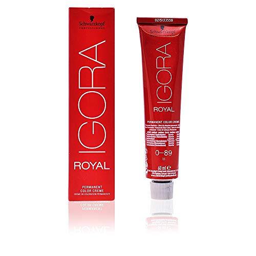 Schwarzkopf Igora Royal Permanent Hair Color - 0-89 Red Violet Concentrate