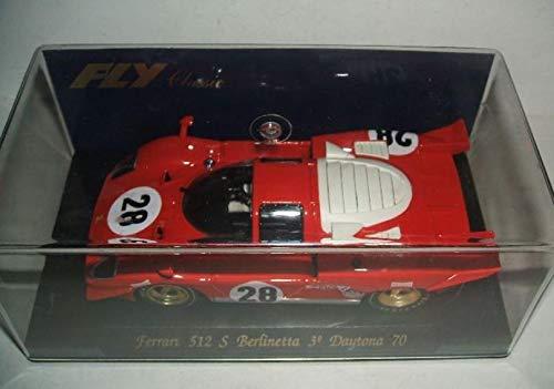 Fly SCALEXTRIC Ferrari 512 S DE Fly Ref.-C21