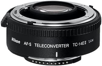 Nikon TC-14E II (1.4x) Teleconverter AF-S for Nikon Digital SLR Cameras (OLD MODEL)