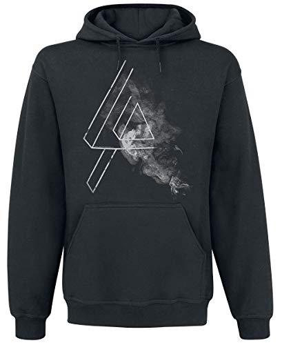 Linkin Park Archer Männer Kapuzenpullover schwarz L 80% Baumwolle, 20% Polyester Band-Merch, Bands