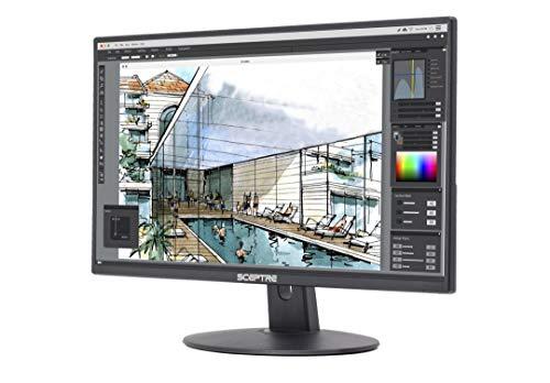 Build My PC, PC Builder, Sceptre E205W-1600SR