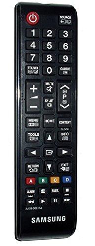 Samsung AA59-00818A IR Wireless Pulsanti Nero telecomando