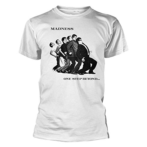 Madness One Step Beyond Official T-shirt