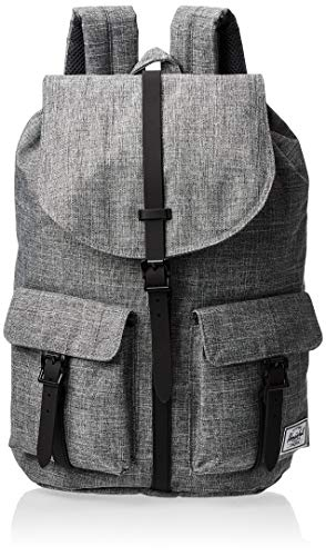 Herschel Supply Company SS16 Casual Daypack, 23.5 Liters, Raven Crosshatch/ Black