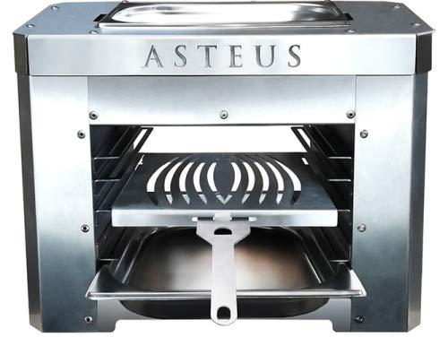 Asteus Steaker V2 Elektro Infrarot Grill bis 800° C Edelstahl
