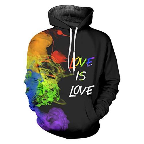 pinata Gay Pride Unisex 3D Digital Hoodie Cool Pullover Hoodie Sweatshirt Hoody