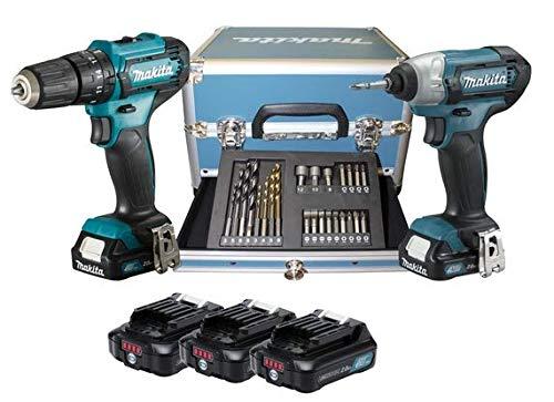 Makita CLX228SAX2 Combo Kit