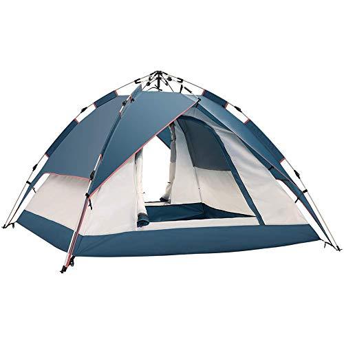 Tienda al aire libre, automática surge la tienda, tienda de la bóveda compacto, también es ideal for acampar en el jardín, ligero camping y senderismo Tienda de campaña, 100 por ciento impermeable HH