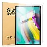 Pnakqil [2 Piezas Protector de Pantalla para Samsung Galaxy Tab S5E 10.5 Protector de Cristal Vidrio Templado Premium Transparencia HD [Anti-arañazos] [No Burbujas] para Samsung Tab S5E 10.5