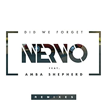 Did We Forget (Remixes)