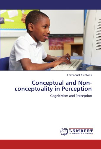 Conceptual and Non-conceptuality in Perception: Cognitivism and Perception