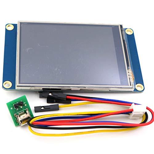 Asiawill nextion nx3224t028 Generic 7,1 cm TFT 320 x 240 Auflösung HMI LCD Touch Screen Display