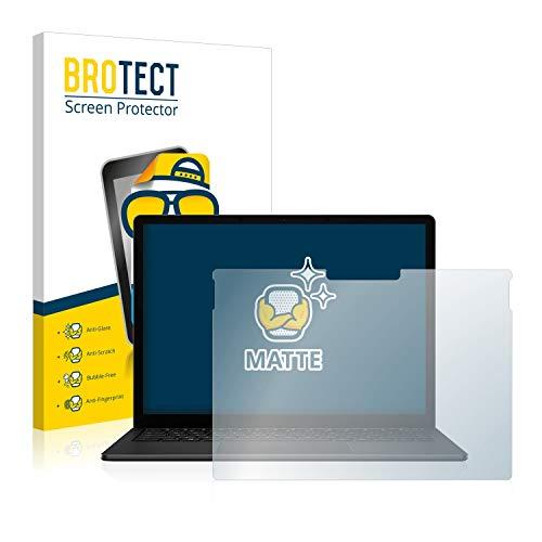 BROTECT Entspiegelungs-Schutzfolie kompatibel mit Microsoft Surface Book 3 13.5