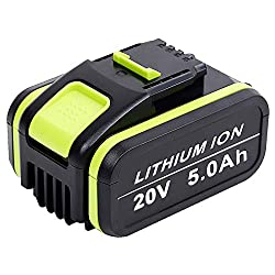 DSANKE is used for WORX 20V battery, suitable for all gardens and electrical equipment of WORX. Can be used for cordless lawn mower, cordless electric drill, cordless angle grinder, cordless trimmer, etc. For WORX battery lithium-ion technology ensur...