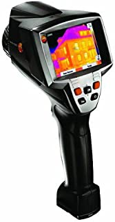 Testo 0563 0881 76 Large Display Deluxe Thermal Imager Kit, FPA 160 x 120 pixels Detector
