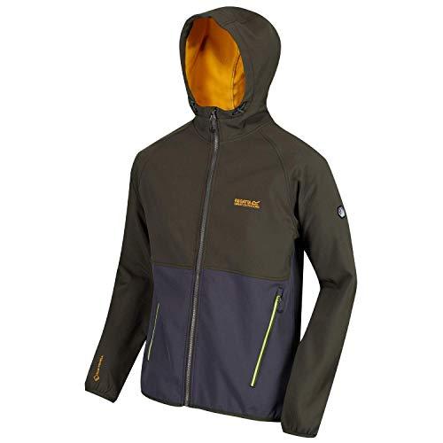 Regatta Donna Giacca Softshell idrorepellente e resistente al vento cappotto