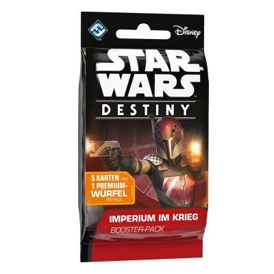 Fantasy Flight Games FFGD3204 Star Wars Destiny: Imperium im Krieg (Booster-Display)