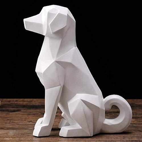 DSENIW QIDOFAN Crafts Dekorationen Art Craft Hundegewebekasten Wohnzimmer Tablett Haushalt Couchtisch Multifunktions Serviettendeko