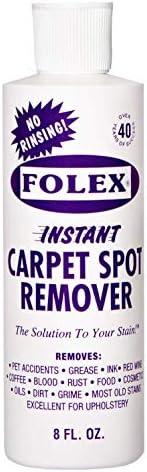Top 10 Best folex instant carpet spot remover Reviews