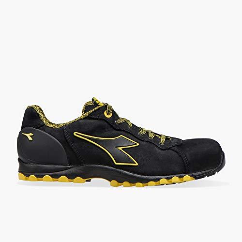 Diadora Utility 701.175302 Beat DA2 Low S3 HRO SRC - Zapatos de seguridad bajos, color negro, talla 37