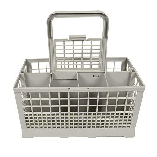 Kongqiabona-UK Universal Square Portable Dishwasher Storage Box Dishwasher Cutlery Basket