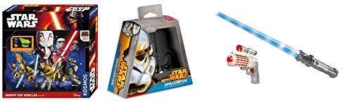 Kosmos Star Wars Bundle mit Laserschwert und Laser-Pistole