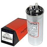 ToughTech 35 + 5 MFD uf 97F9834 370 or 440 Volt Dual Run Round Capacitor