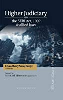Higher Judiciary on the SEBI Act, 1992 and Allied Laws, First edition