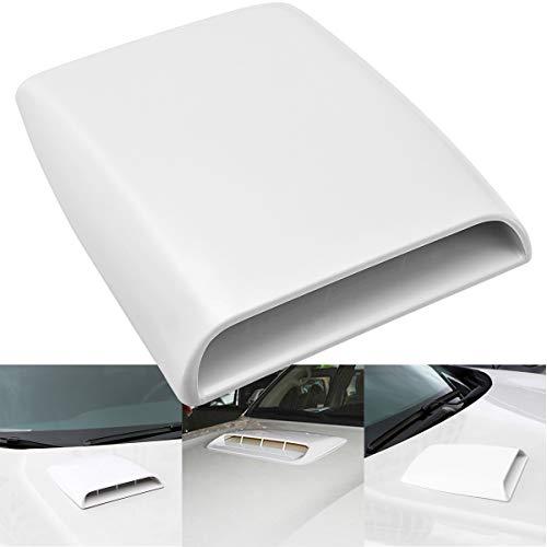 KATUR - Toma de aire decorativa para el capó del coche, aju