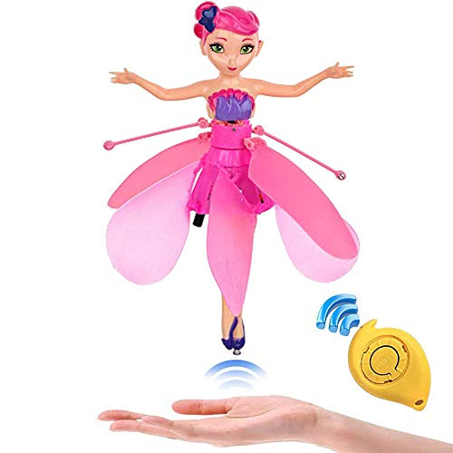 NuaQiuu por Arte de Magia Flying Fairy muñeca Aviones no