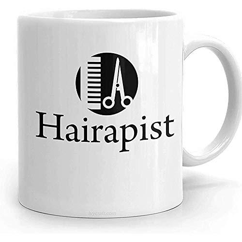 Haarapist mok, wanneer u een therapeut en een haar dressoir koffie mok Gift Office 11oz