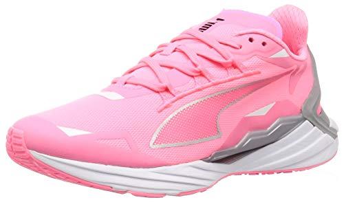 PUMA Damen Ultraride Runner Id WNS Straßen-Laufschuh, Luminous Peach-Metallic Silver, 39