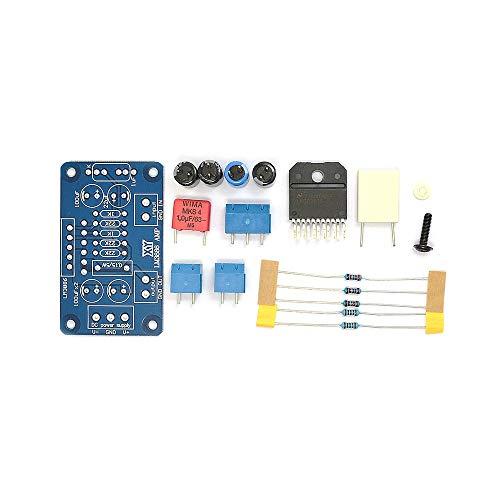 LM3886TF LM3886 Verstärker Verstärker NE5532 DIY Kit Komponenten 1 Kanal 60 W