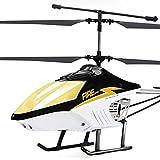 Modelo de la resistencia del canal de automóviles a la caída enorme control remoto Aeroplano Airaft Juguete LED Heli Helicóptero Estable Easy Aprender Buen Operación Helicóptero Regalos Adolescentes N