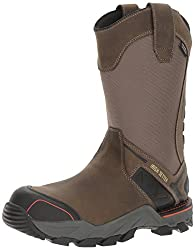 Irish Setter Work Men's Crosby Nano Toe Waterproof Pull-on Boot