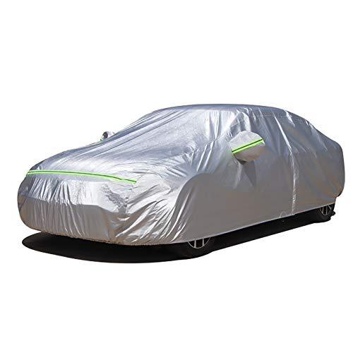 CARCOVERCJH Fundas para Coche Compatible con Las Cubiertas de automóviles Aston Martin DBX, Fundas