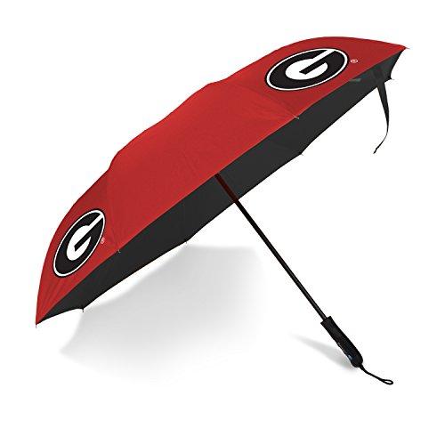 Betta Brella NCAA Georgia Bulldogs Better Brella Wind-Proof Umbrella