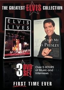 ELVIS PRESLEY-GREATEST ELVIS COLLECTION -  HD DVD, Rated G