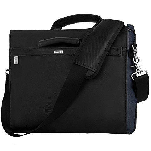 Laptop Bag 15.6 Inch Professional Messenger Shoulder Bag Briefcase for Work Travel School Men Women fits MacBook Pro 16 Inch MacBook Pro 15