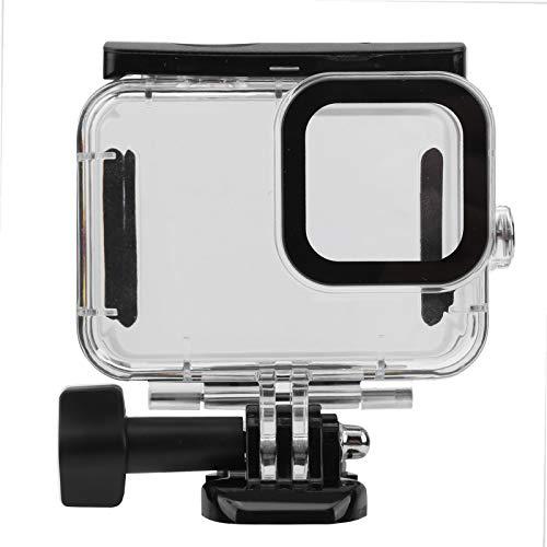Asixxsix Estuche de Buceo, Resistente a la compresión, Resistente al Agua, Ligero, Resistente al Agua, para cámara, para cámara GoPro