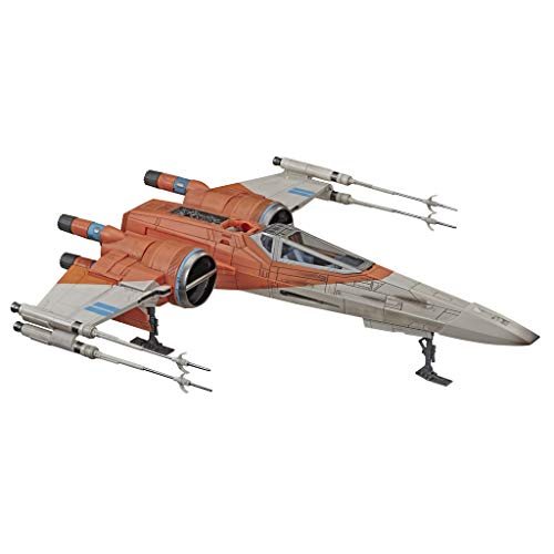 Hasbro Star Wars E5343EU5 The Vintage Collection Poe Damerons X-Wing Fighter zu Star Wars: Der Aufstieg Skywalkers, ab 4 Jahren geeignet