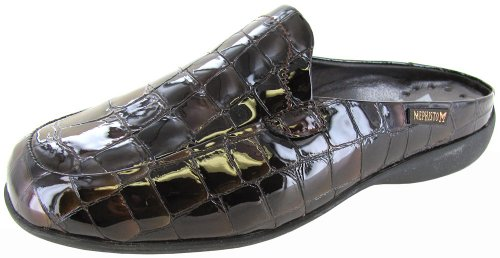 Mephisto Women 'Meg' Loafer Shoes, Chestnut, US 5