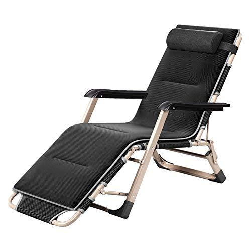 Liegestuhl, klappbar, Einzelbett, Siesta-Stuhl, Bürostuhl, Outdoor, Strand, Lounge-Sessel