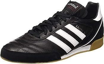 Adidas Kaiser 5 Goal Men Soccer Shoes Indoor Leather black 677358 shoe size EUR 44