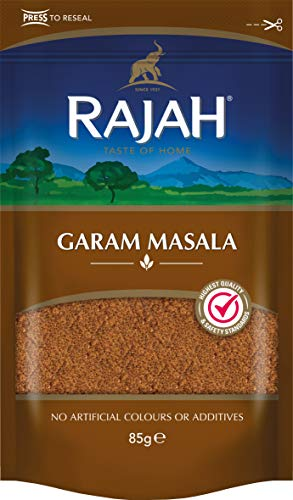 Rajah Mezcla de Especias Garam Masala 80 g