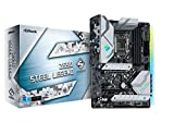ASRock Z590 Steel Legend Compatible with Intel 10th and 11th Generation CPU (LGA1200) Z590 with Chipset